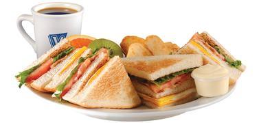 Le club déjeuner