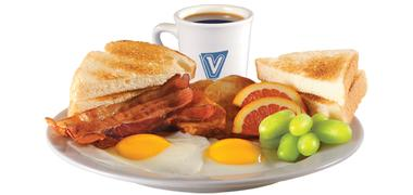 Le déjeuner matinal