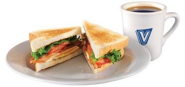 Le sandwich matin