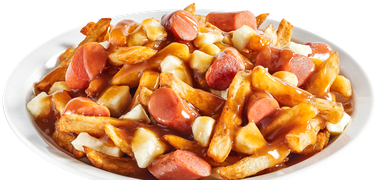 Hot Dog Poutine