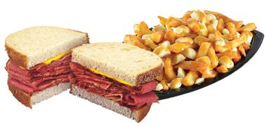 Smoked Meat & Poutine